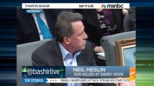 MSNBC Airs Un-Edited Sandy Hook Father's Testimony After Critics Complain (Video)