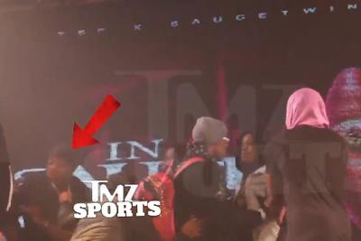 Steve Francis nearly got his head yanked off in violent chain snatching