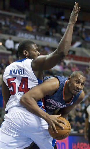 Pistons too much for Bobcats 109-94