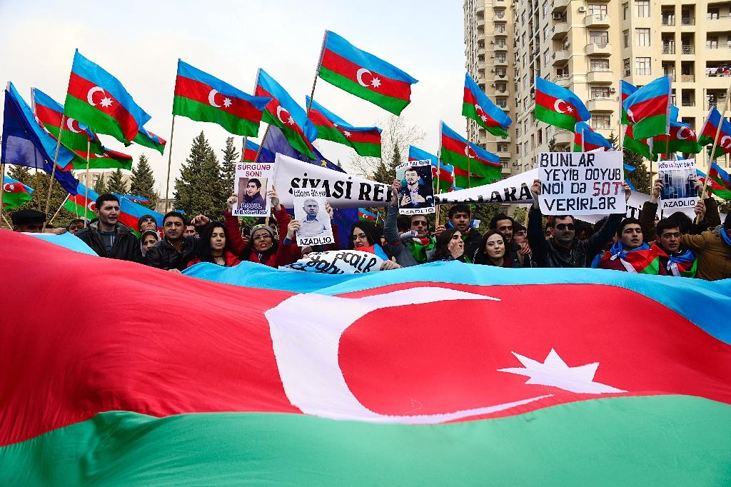 Two police, four 'radical Islamists' killed in Azerbaijan raid