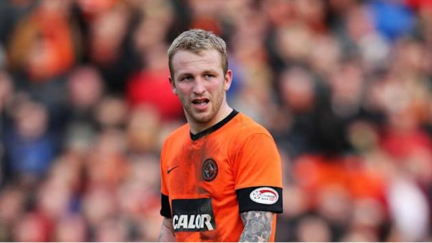 Scottish Football - Dundee United beat Motherwell