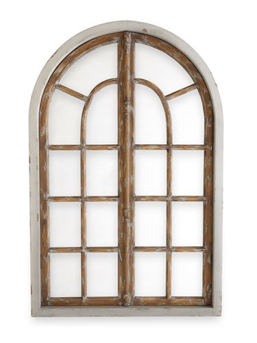 Beautiful Splurge: Wisteria Windowpane Mirror