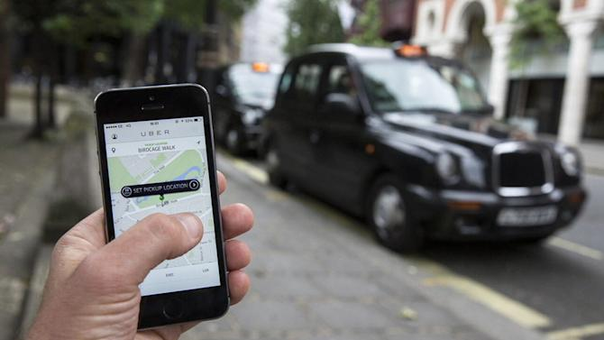UBER'S BATTLE TO EXIST IN THE U.S.