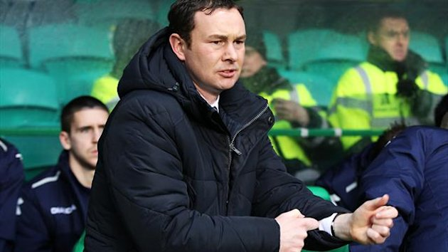 Derek Adams heaped praise on his team after Ross County&#39;s emphatic win
