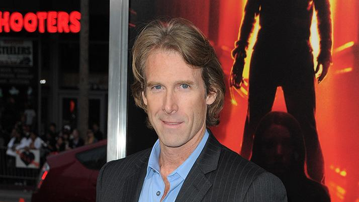 A Nightmare on Elm Street LA Premiere 2010 Michael Bay