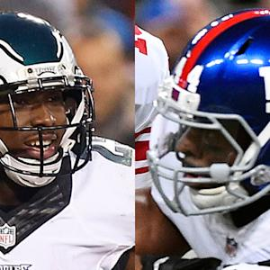 Eagles at Giants Preview