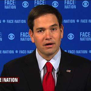 """Marco Rubio: Obama's approach to Cuba based on """"false notion"""""""