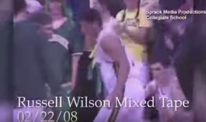 "This ""Lost Russell Wilson Basketball Mixed Tape"" Is the Most Boring Highlight Reel on YouTube"