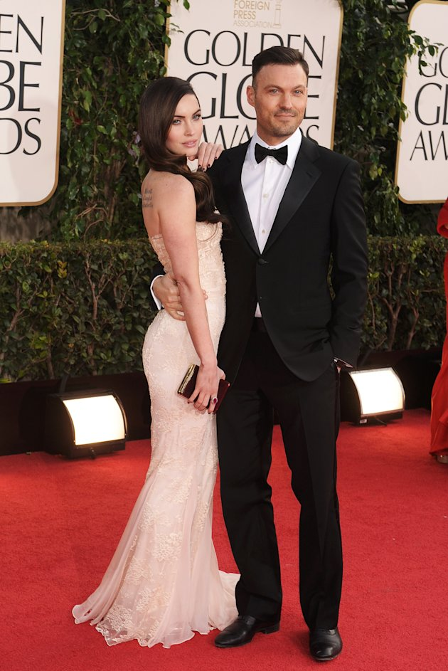 Golden Globe 2013: red carpet …