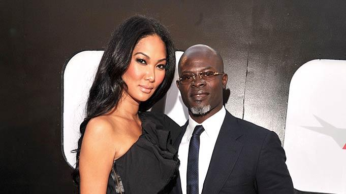 Simmons Hounsou AFI Honors