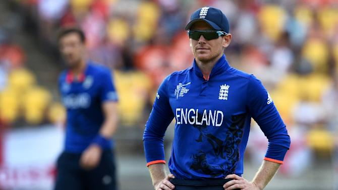 England captain Eoin Morgan is looking ahead to the final Pool A must-win matches against Bangladesh and Afghanistan