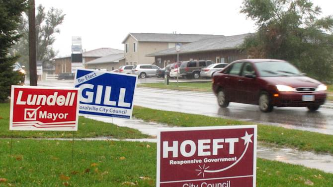Big campaign group gets involved in tiny Iowa race