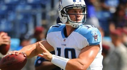 Titans not expected to incorporate read-option with Locker
