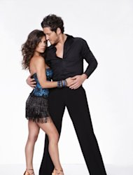 'Dancing with the Stars: All-Stars' promo photo with Kelly Monaco and Val Chmerkovskiy -- ABC