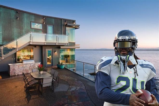 Marshawn Lynch's Bay Area Mansion Is the Most Lavish NFL Player House