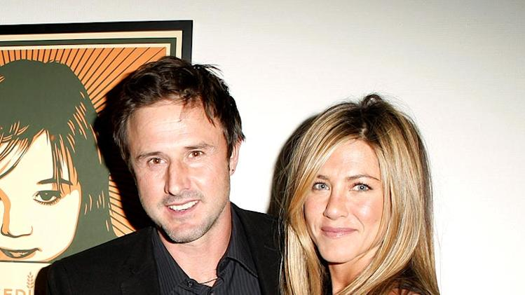 Arquette Aniston Exhibit