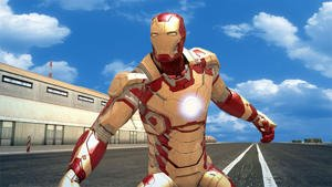 iron man 3 game ios apple iphone iPad ipod touch android marvel Gameloft disney