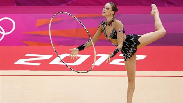 Britain's gymnasts overjoyed with support at Olympics