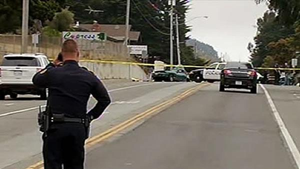 Witness describes driver's reaction to crash