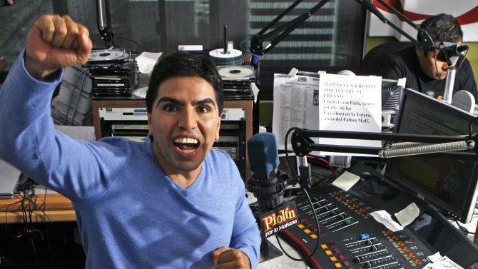 Univision cancels talk show hosted by 'Piolin'
