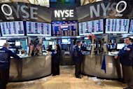 <p>View of the New York Stock Exchange. Financial markets will be waiting with bated breath to see if the European Central Bank announces any new policy moves next week, but analysts warned they could be disappointed.</p>