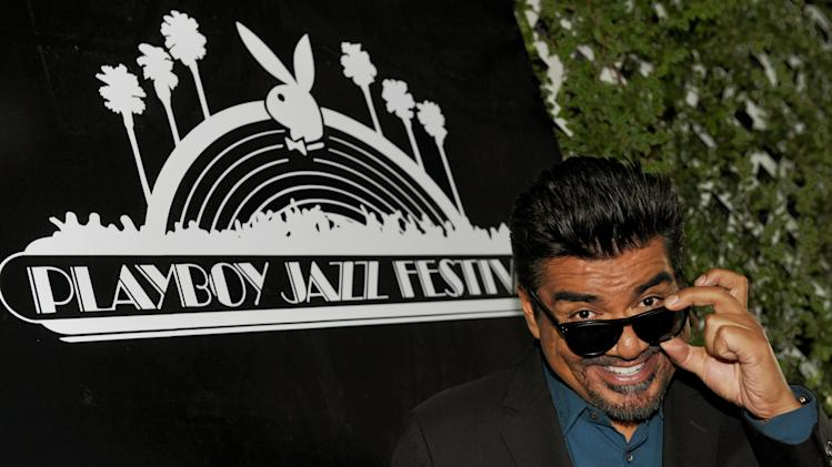 George Lopez to host Playboy Jazz Festival