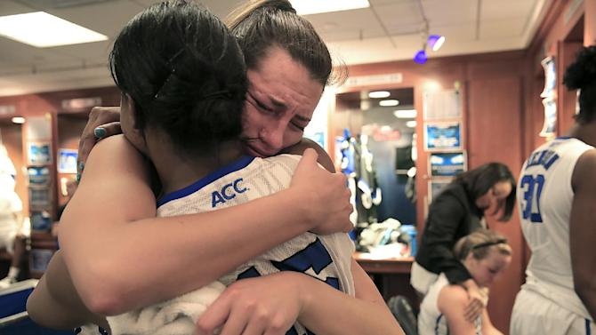 Injuries derail promising Duke women's season