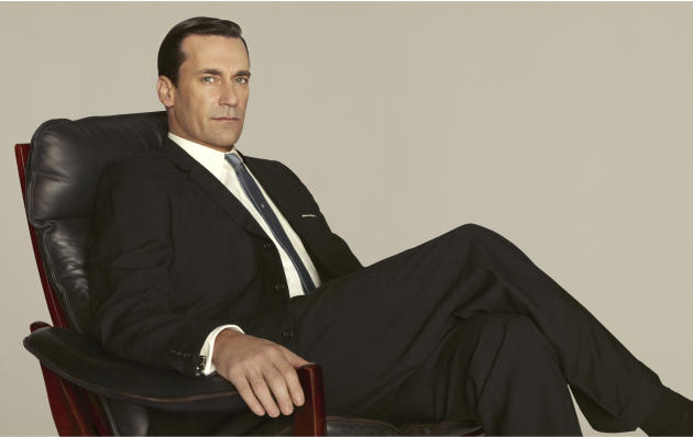 Outstanding Lead Actor in a Drama Series: Jon Hamm,