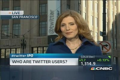 Who are Twitter users?
