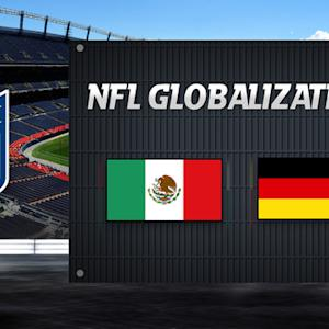 NFL games in Mexico and Brazil