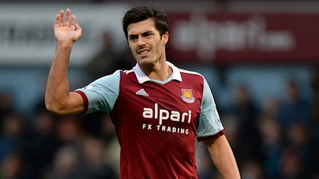 James Tomkins, West Ham United (PA Photos)