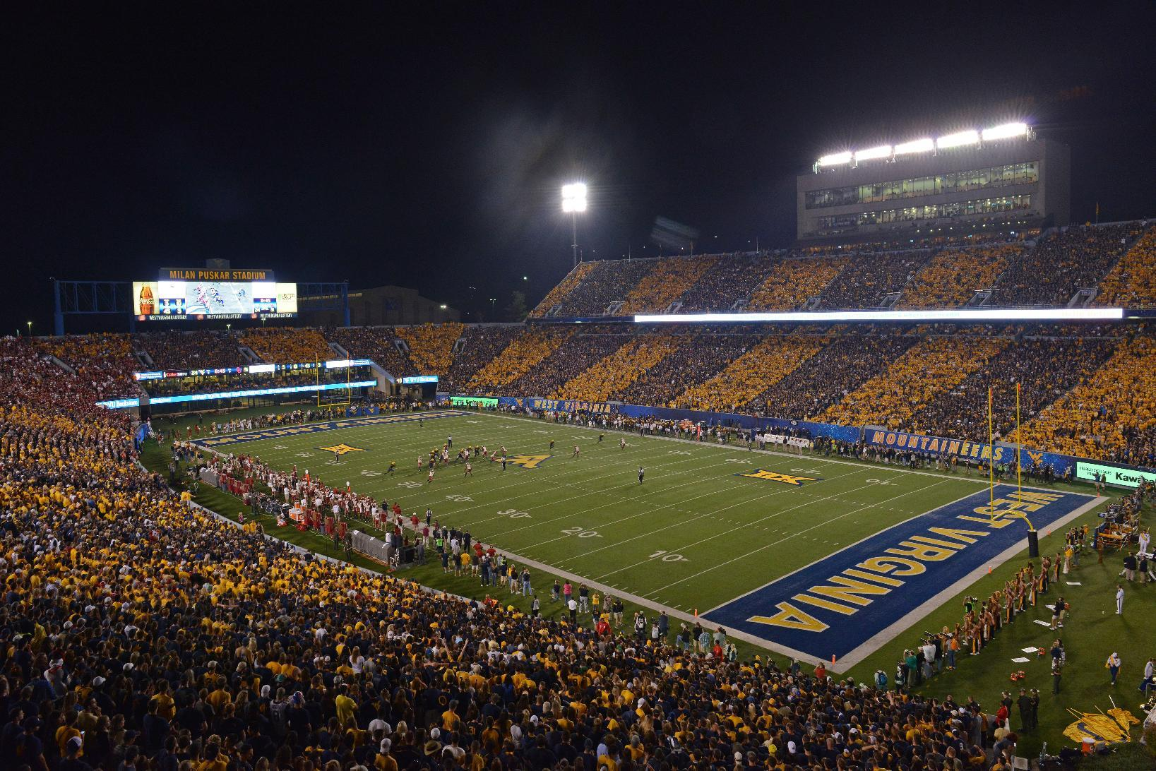 WVU OL Russell Haughton-James arrested on burglary charges