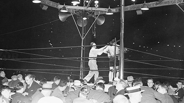 4. Joe Louis TKO1 Max Schmeling, June 22, 1938 – With tensions rising between the U.S. and Germany because of the Hitler regime's aggressive foreign policy, the fight had societal, as well a