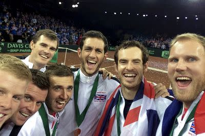 2015 Davis Cup final results: Andy Murray gives Great Britain first title since 1936
