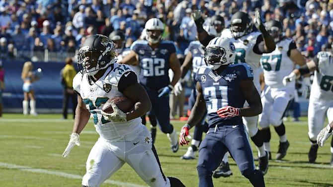 5 things to know after Jaguars beat Titans 29-27