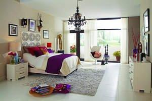 A Modern Master Suite