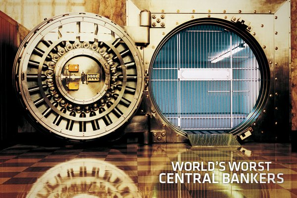 Worst Central Bank Cover