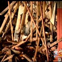 L&I Investigating Partial Building Collapse In Strawberry Mansion