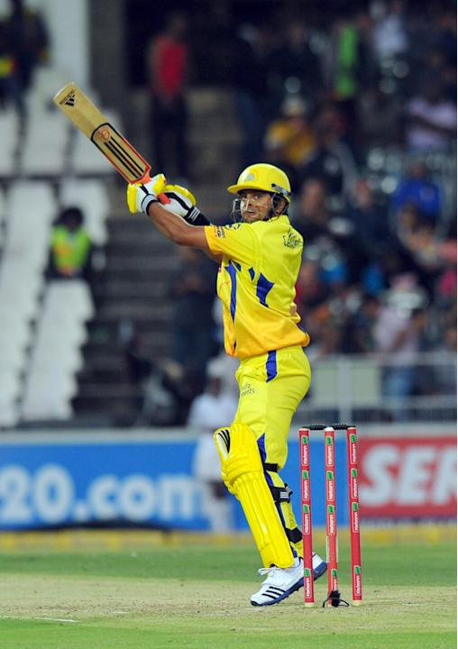 CRICKET-RSA-CLT20-CHENNAI-SUPER-KINGS-MUMBAI-INDIANS