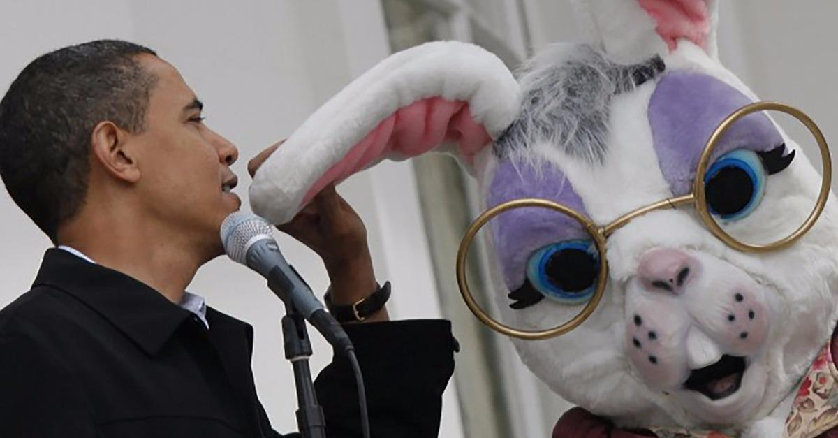 15 CREEPIEST Photos Of The Easter Bunny EVER