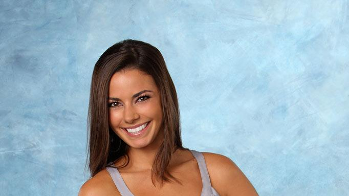"Nicki, 26, a dental hygienist from Hurst, TX, competes on Season 16 of ""The Bachelor."""