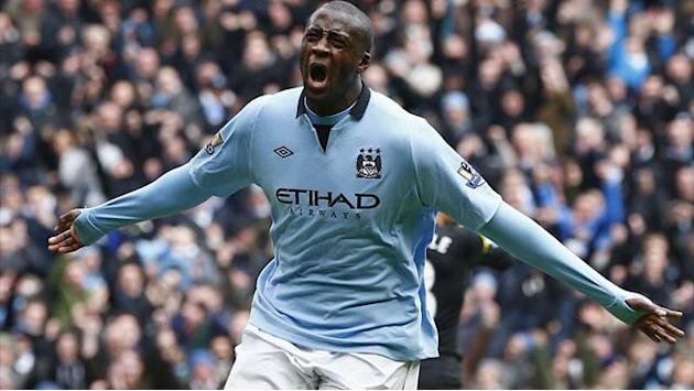 Premier League - Ballon d'Eurosport – No.27: Yaya Toure
