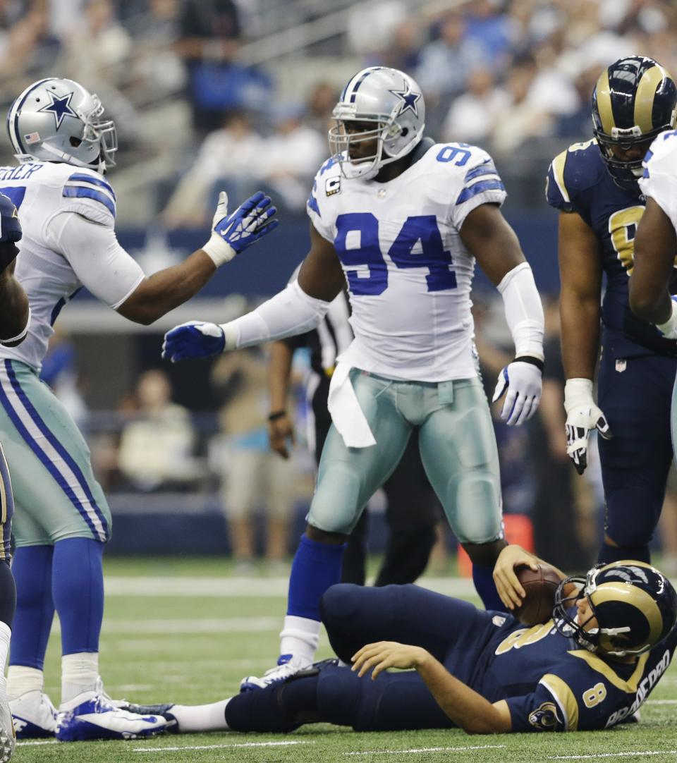 Cowboys' Hatcher: Consistency plea is for everyone
