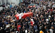 Tunisia: 50,000 March For Murdered Politician