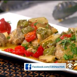 Stephanie & Tony's Table: Chicken Scarpiello