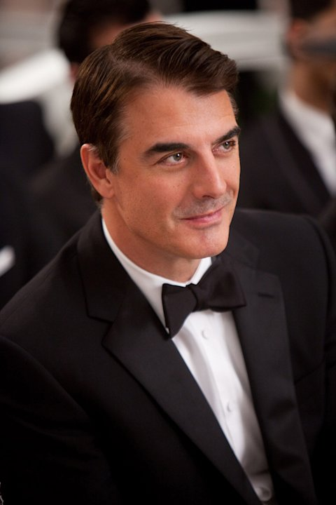 Sex and the City 2 2010 Production Photos Warner Bros. Pictures Chris Noth