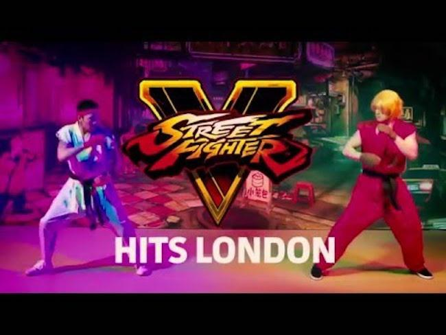 This Street Fighter V live-action dance battle looks like a terrifying '90s throwback