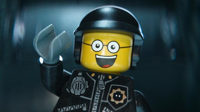 'Lego Movie' lead builds; No. 1 for third weekend