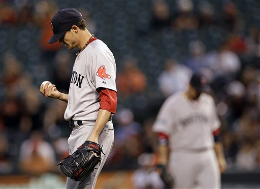Red Sox rally past Orioles 8-6