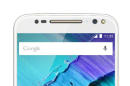 This product image provided by Motorola shows the Moto X smartphone. Motorola is refreshing its Android smartphones with better cameras and other improvements as it seeks to lure customers who want lower-cost alternatives to leading smartphones from Apple and Samsung. (Motorola via AP)